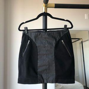 Rag and Bone Mini Skirt